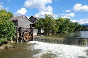 The Old Mill in Pigeon Forge TN